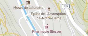 Croustillant Le map